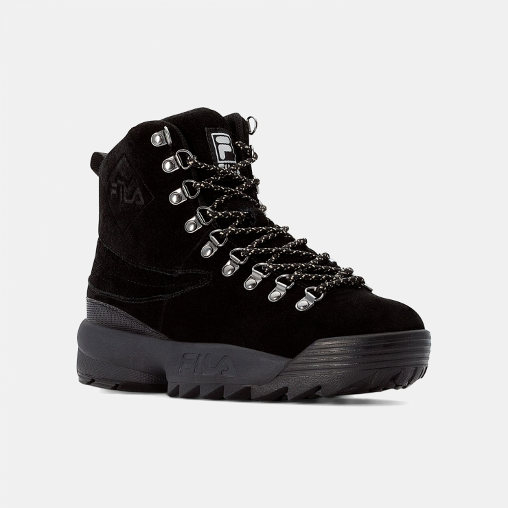 fila disruptor black