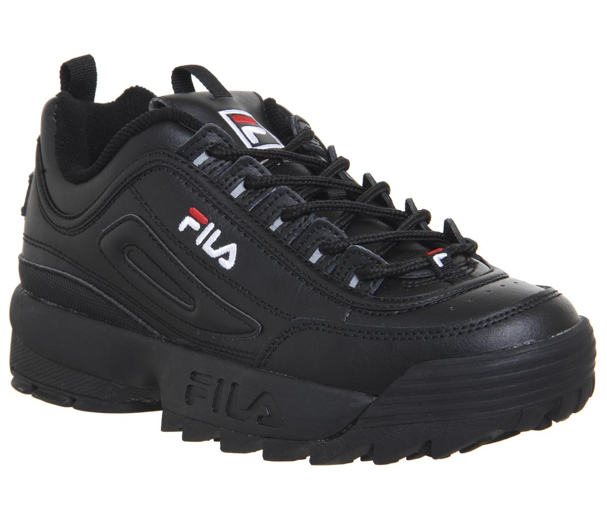 fila trainers girls