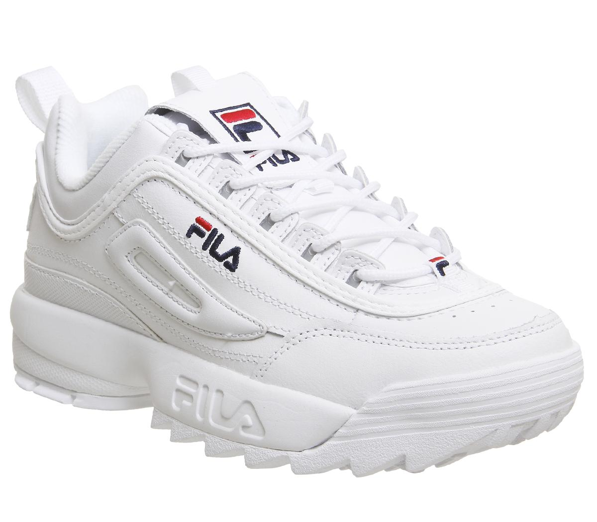 girls fila trainers