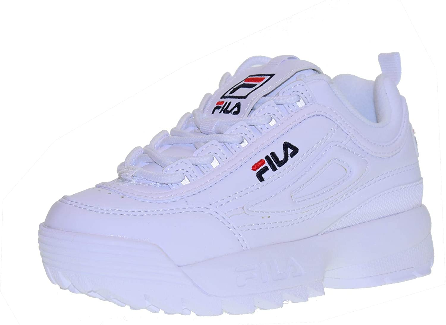 kids fila trainers